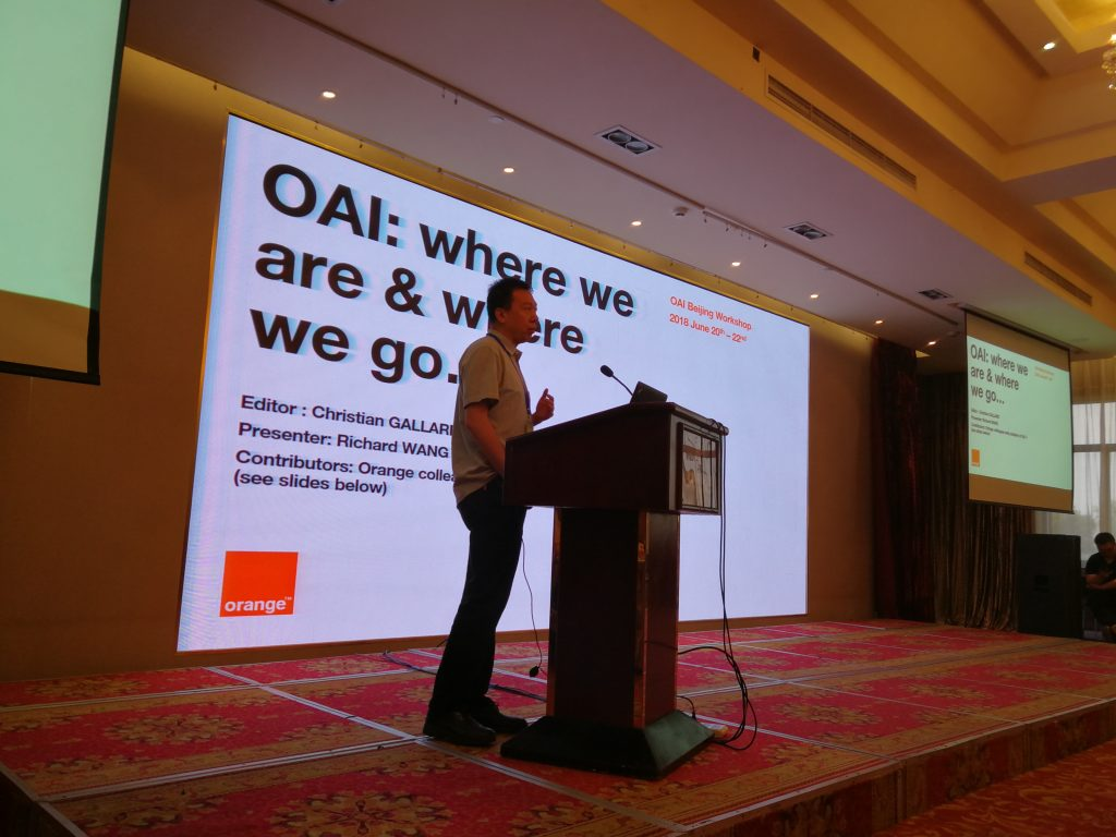 5th OAI Workshop – PDF of talks now available for download